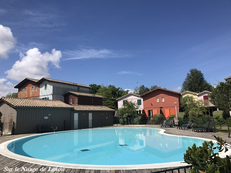 PISCINE RESIDENCE MADAME VACANCES LE TEICH