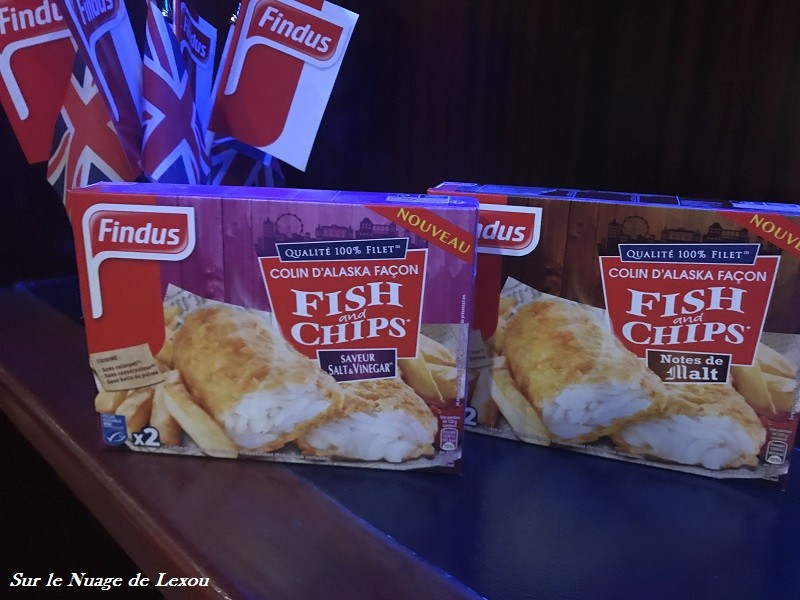 FISH AND CHIPS FINDUS