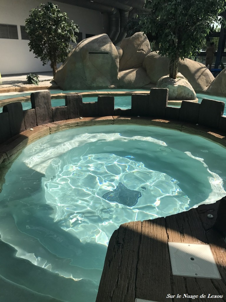 PISCINE INTERIEURE CHAUFFEE CAMPING L'OCEAN