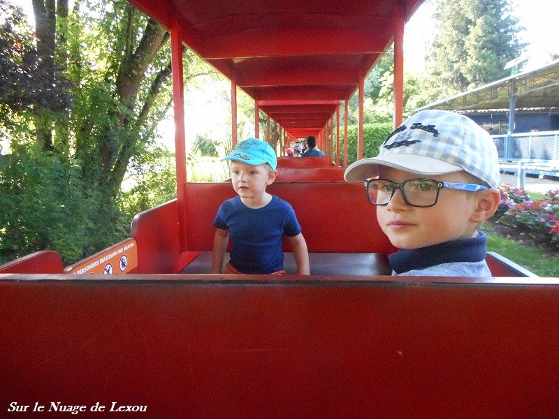 TRAIN WALIBI RHONES ALPES