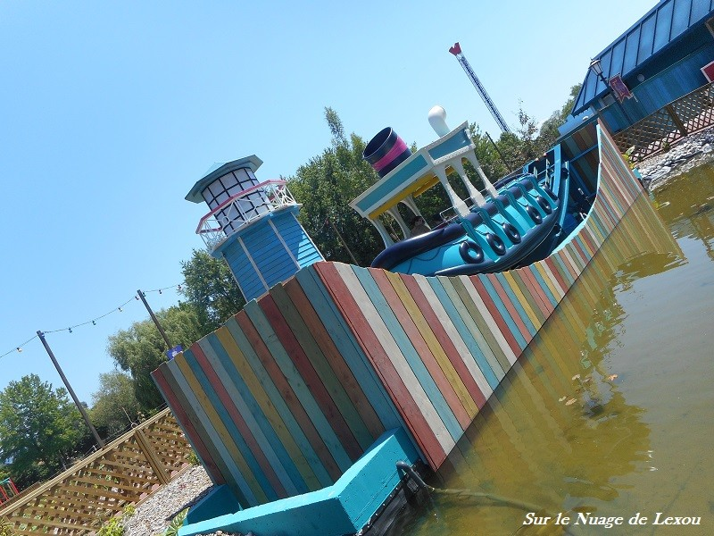 WALIBI ATTRACTION