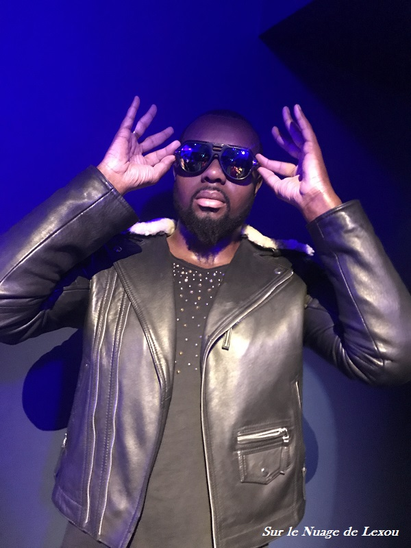 MAITRE GIMS MUSEE GREVIN
