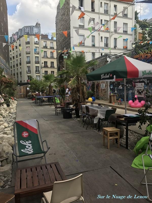 MENILMONTANT 88 PARIS