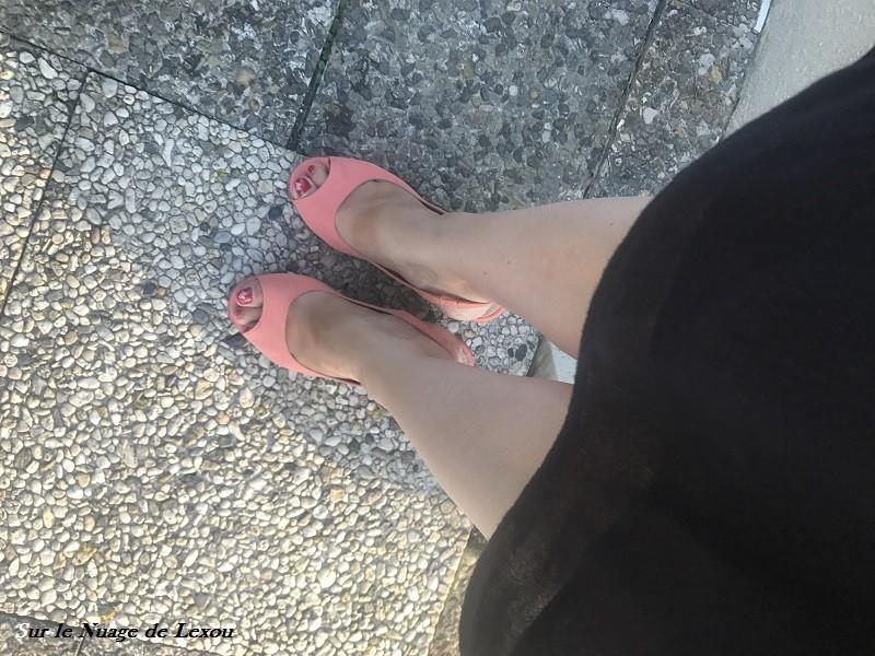 SANDALES COMPENSEES FOOTWAY
