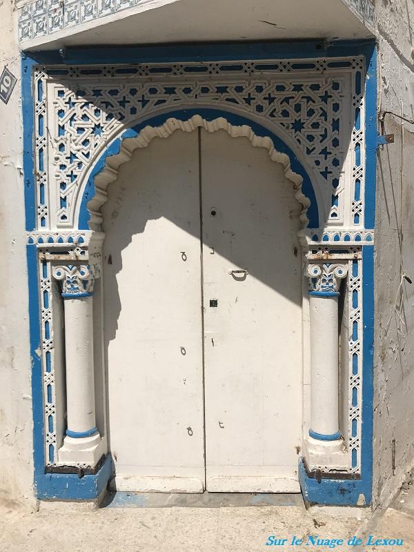 porte medina hammamet