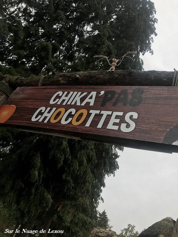 CHOCOTTES MER DE SABLE