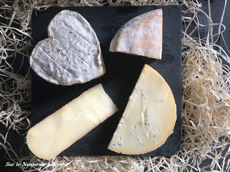 TENTATION FROMAGE BOX