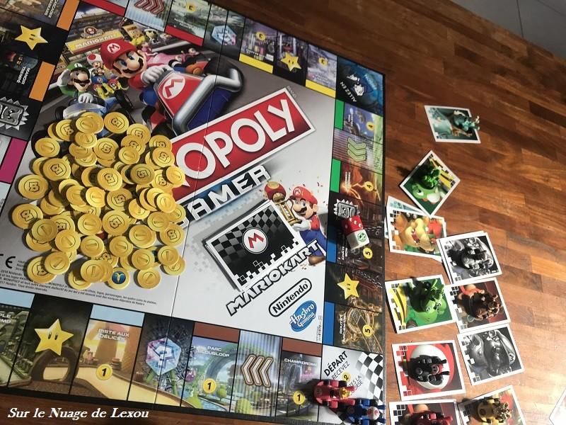 MONOPOLY GAMER HASBRO