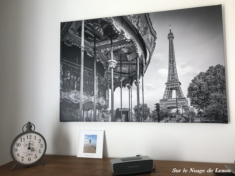 TOILES PHOTO PARIS