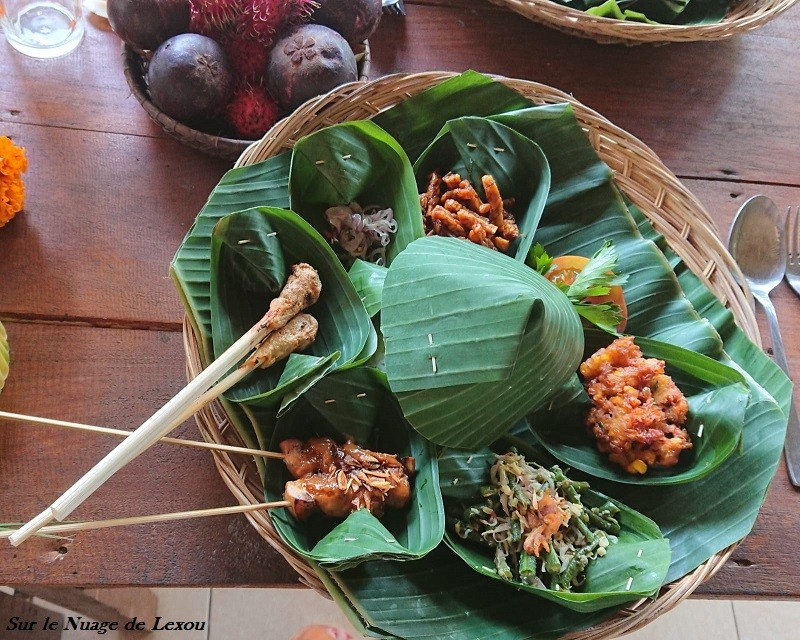 TRADITIONAL BALINESE FOOD