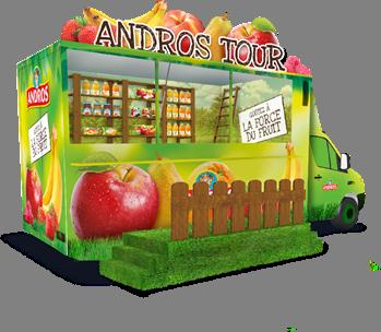 ANDROSTOUR
