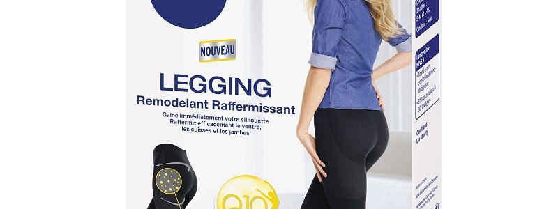Legging anti cellulite S-M