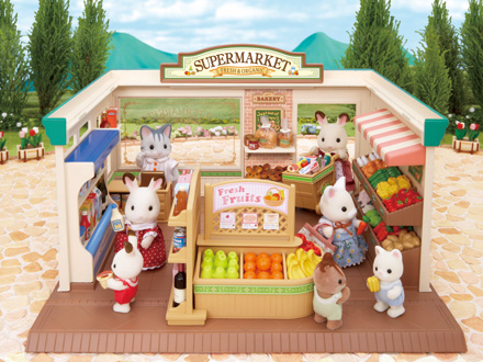 supermarché Sylvanian