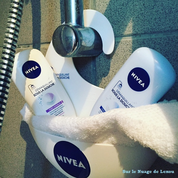 DEMAQUILLANT DOUCHE NIVEA