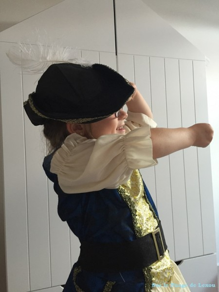 Pirate fille