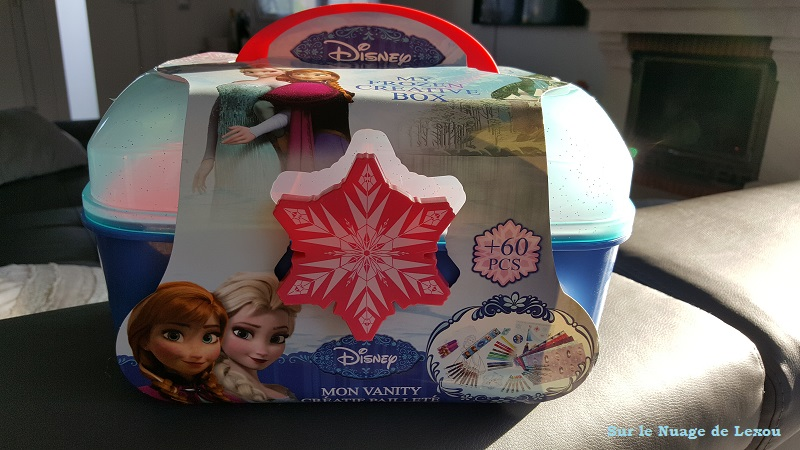 MY FROZEN CREATIVE BOX