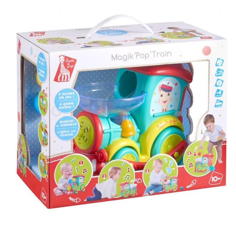 magik pop train
