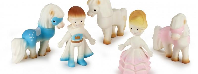 Ensemble figurines ambiance
