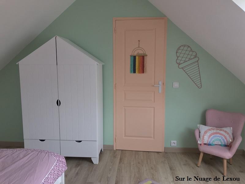 Avant Apres Sa Chambre D Enfant Sur Le Nuage De Lexou