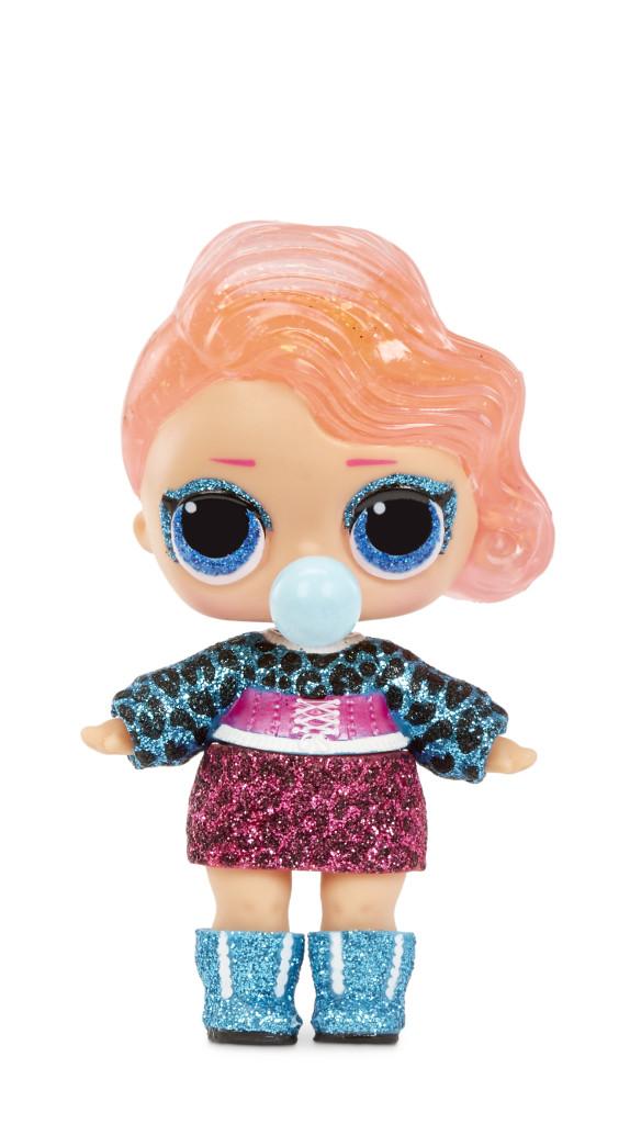 LLU99-000 Glitter Globe-1
