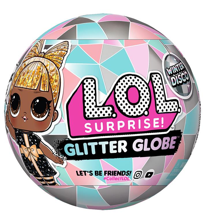 LLU99-000 Glitter Globe-2