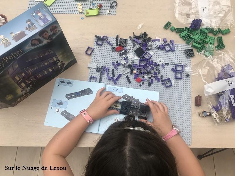 BUS HARRY POTTER LEGO