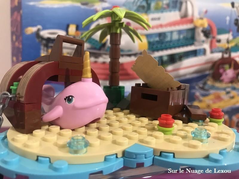 LICORNE LEGO