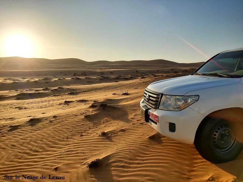 DESERT OMAN WAHIBA SANDS