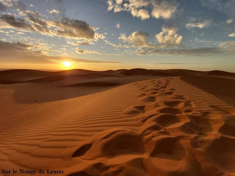 LEVER SOLEIL WAHIBA SANDS