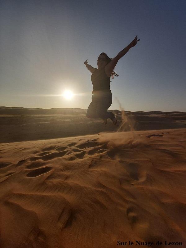 SAUT DESERT