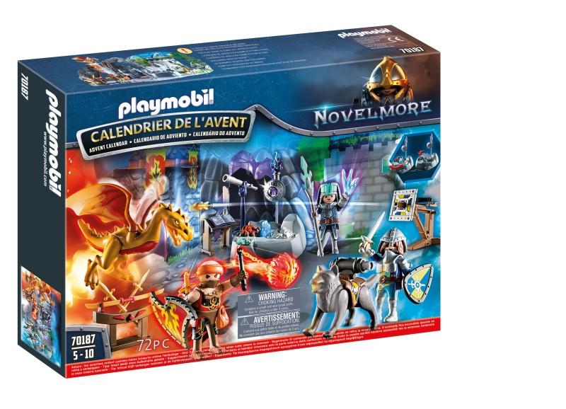 Box Duel de chevalier PLAYMOBIL