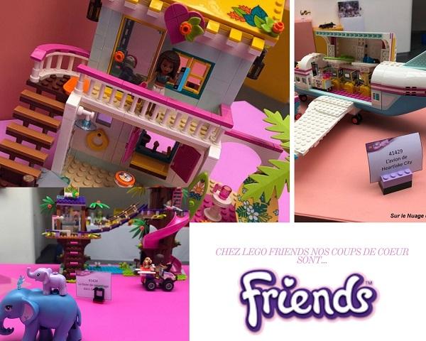 Chez Lego Friends nos coups de coeur sont...