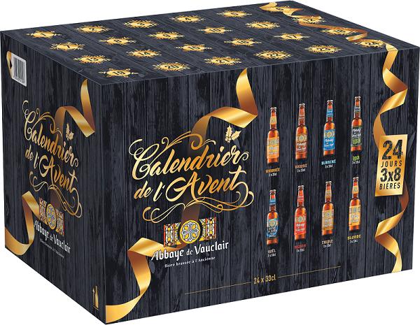 LIDL_Calendrier de l'Avent bieres